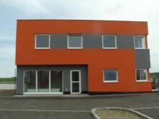 Stavba administrativní budovy